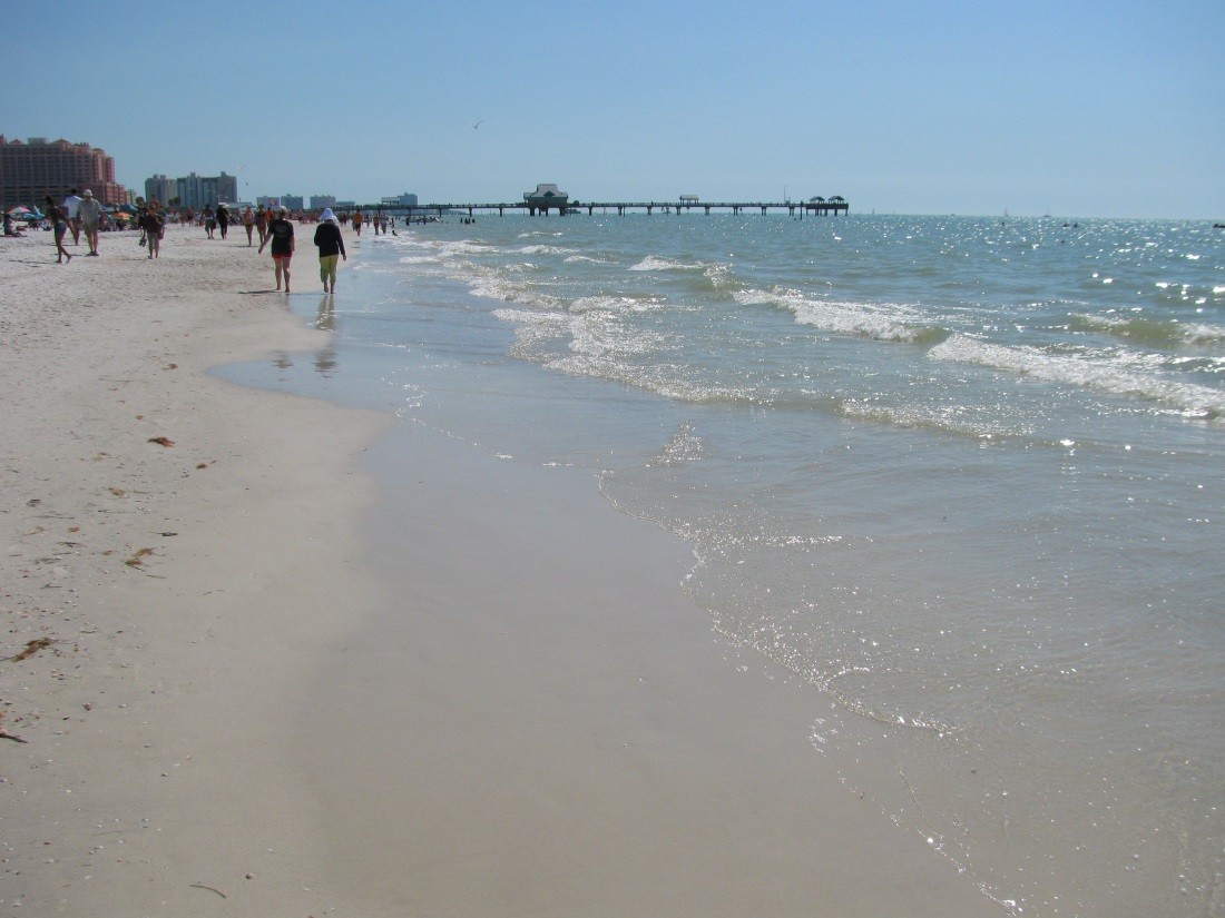 ABOUT CLEARWATER AND ITS ISLAND BEACHES