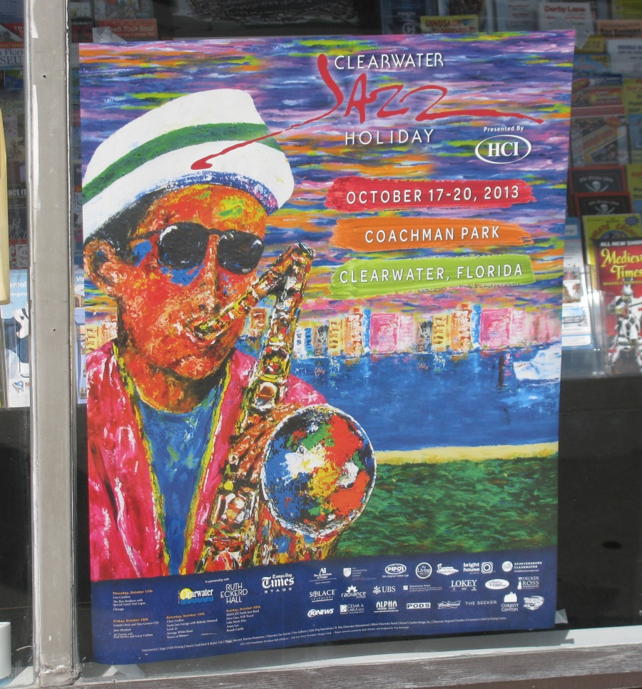 Clearwater Jazz Holiday 2013