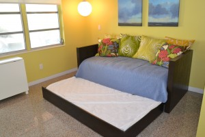 10. Trundle bed