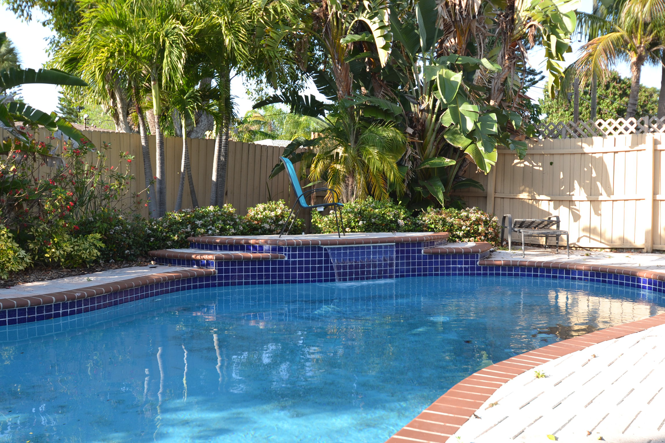 St Pete Beach Pool House Vacation Rental