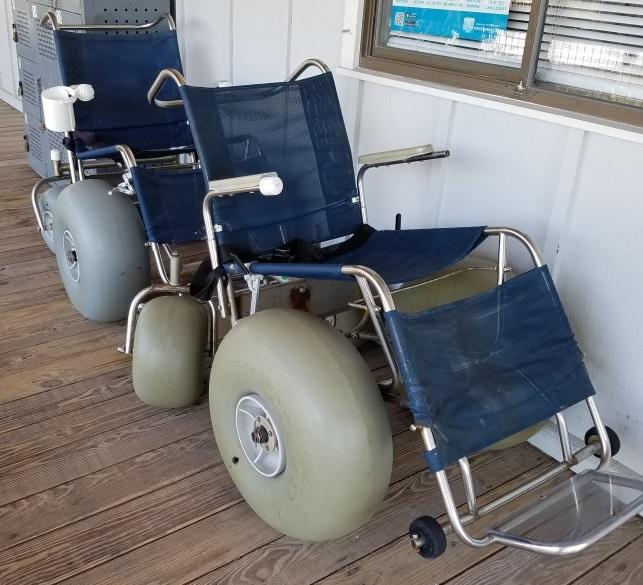 Beach Wheelchair Rental Clearwater Beach Florida
