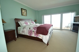 6. Master Bedroom with King size bed