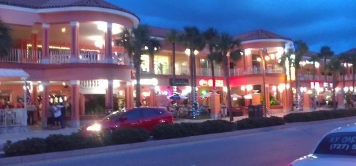 Clearwater Beach Dining Florida