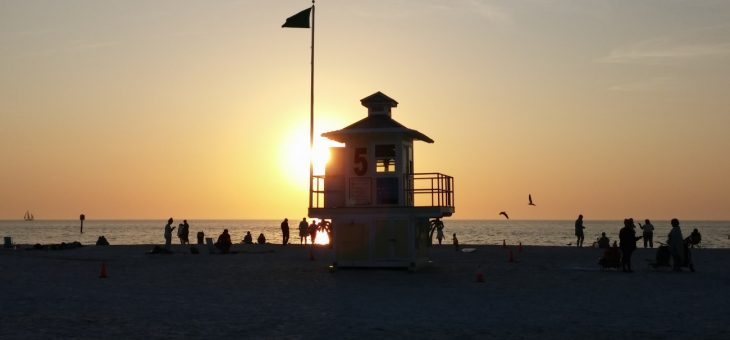 Clearwater Beach voted Best Sunset Location