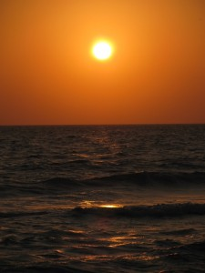 Honeymoon Island sunset