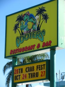 Cooters Stone Crab Fest Clearwater Beach