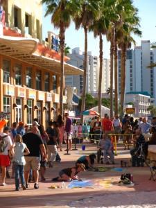 Clearwater Beach Chalk Walk Festival