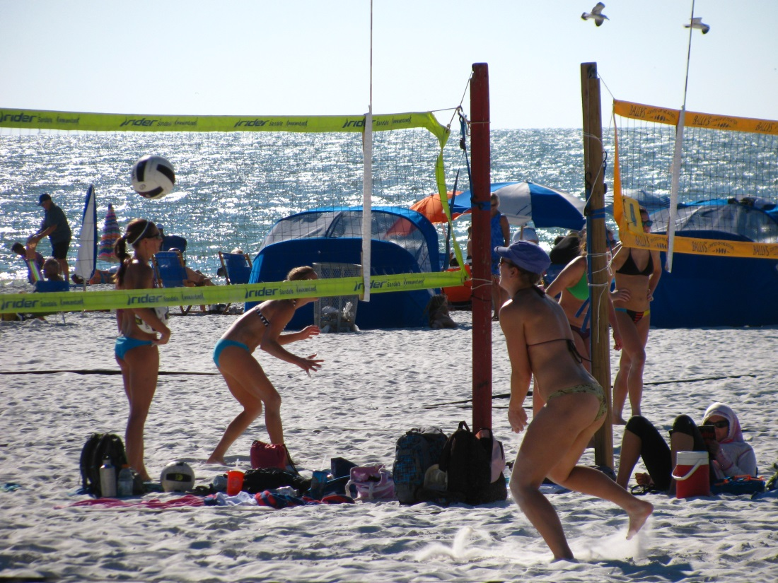 Clearwater Beach Volleyball