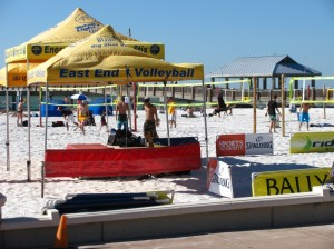 East End Volleyball Clearwater Beach