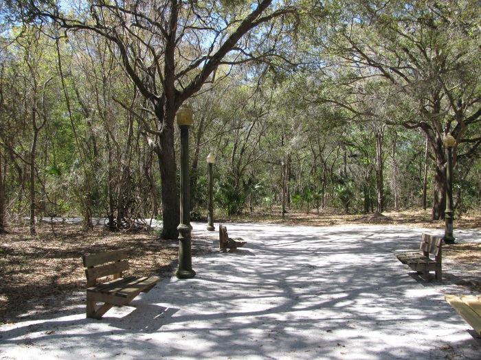 Florida nature trail