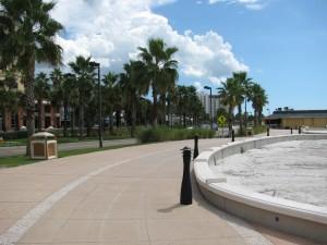 Beach Walk at Clearwater Beach