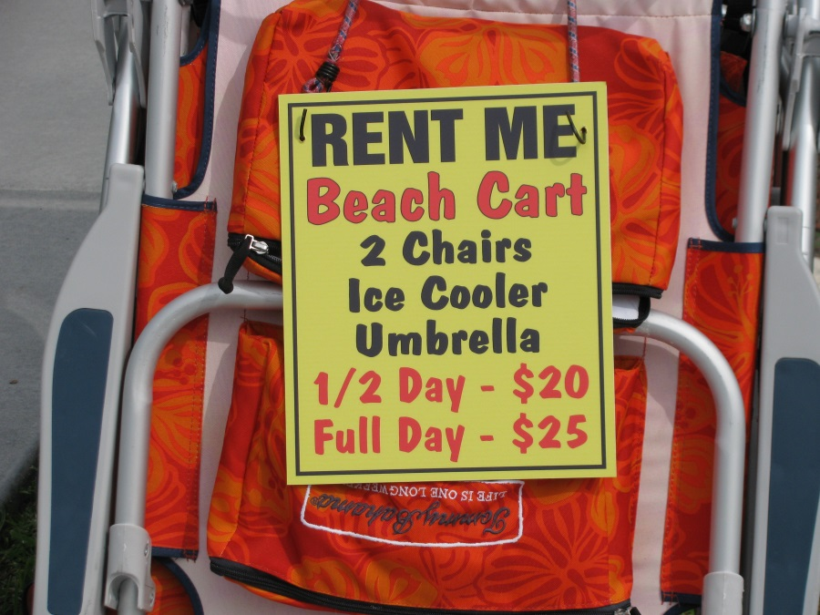 5 Most Exciting Beach Activity Rentals at Clearwater Beach
