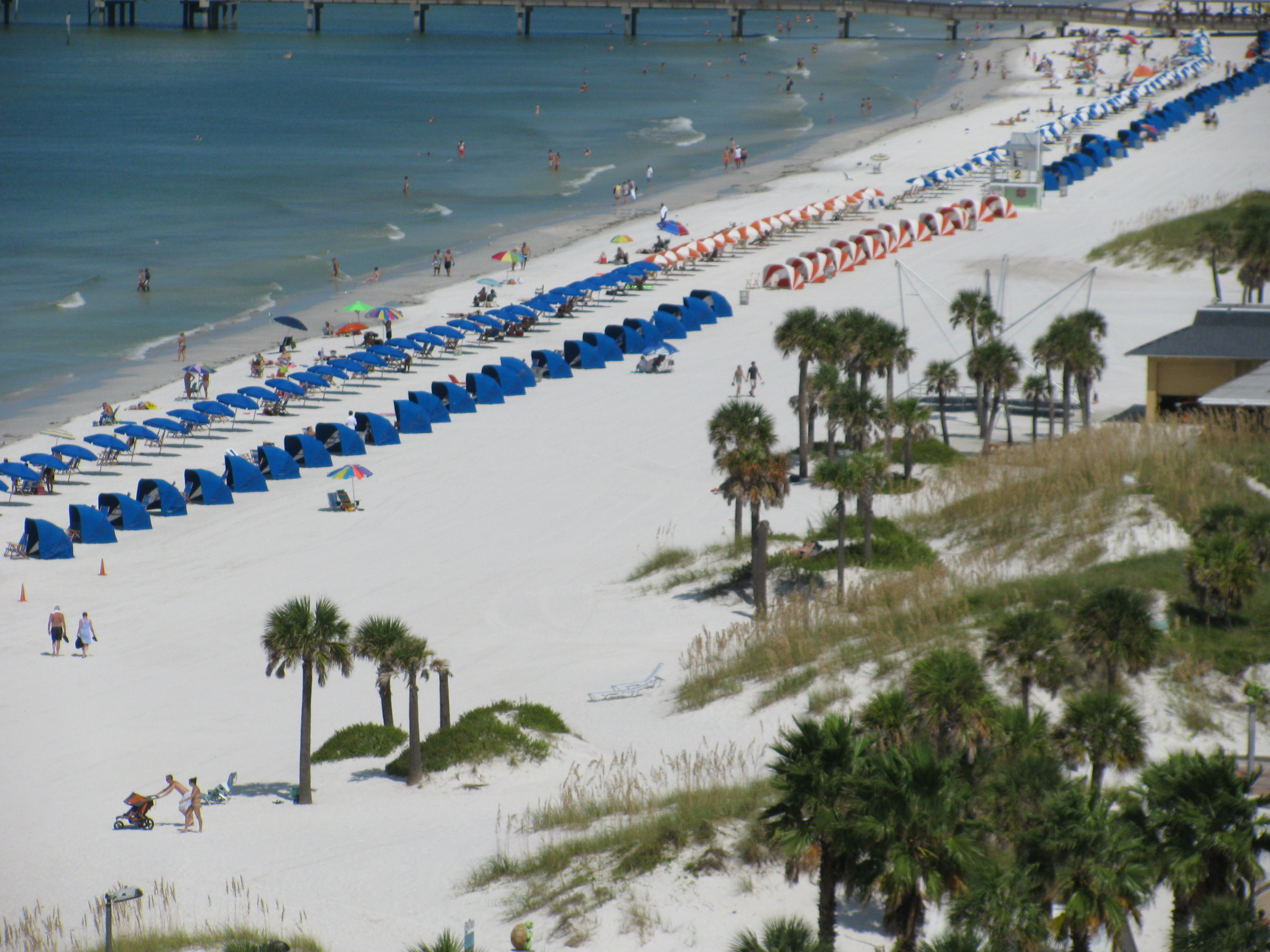 Clearwater Beach Florida Winter Weather