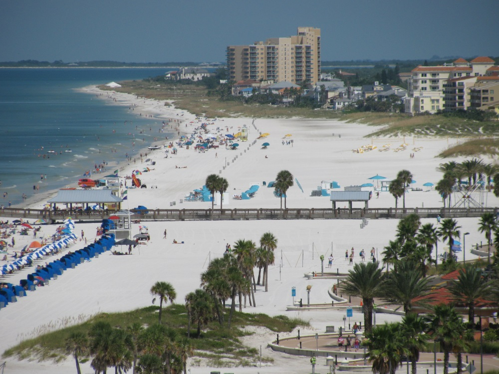 Secrets of the Fall at Clearwater Beach