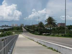 Causeway to Clearwater Beach