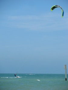 Kiteboarding Clearwater Beach
