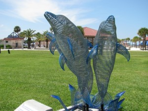 Pier 60 Clearwater Beach sculpture