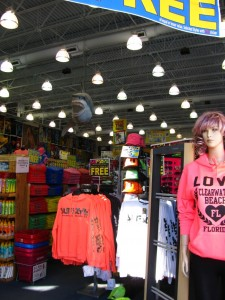 Clearwater Beach gift shops