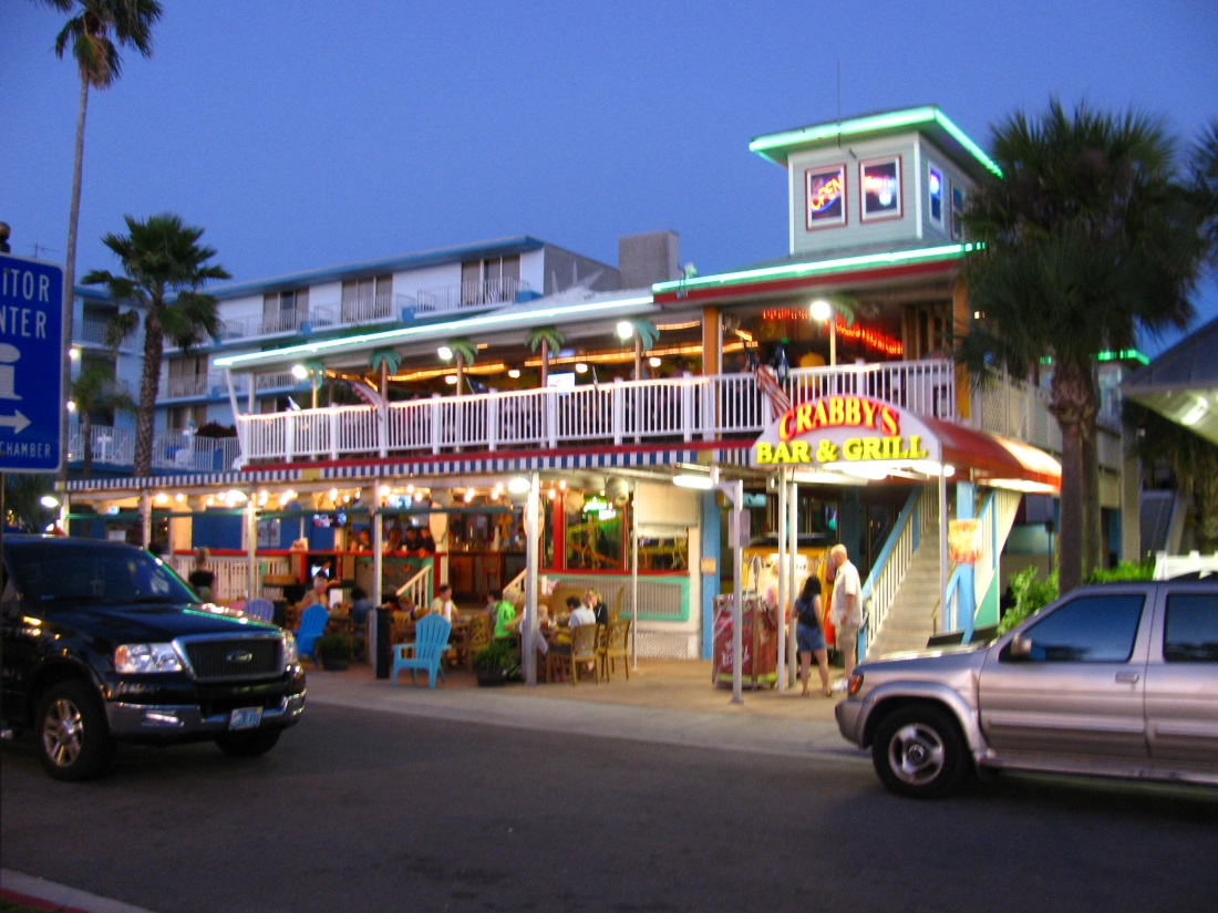 Crabbys Bar And Grill Anyone Who Knows Clearwater Beach