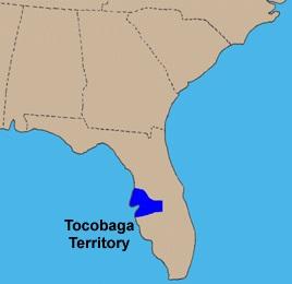 Tocobaga Territory