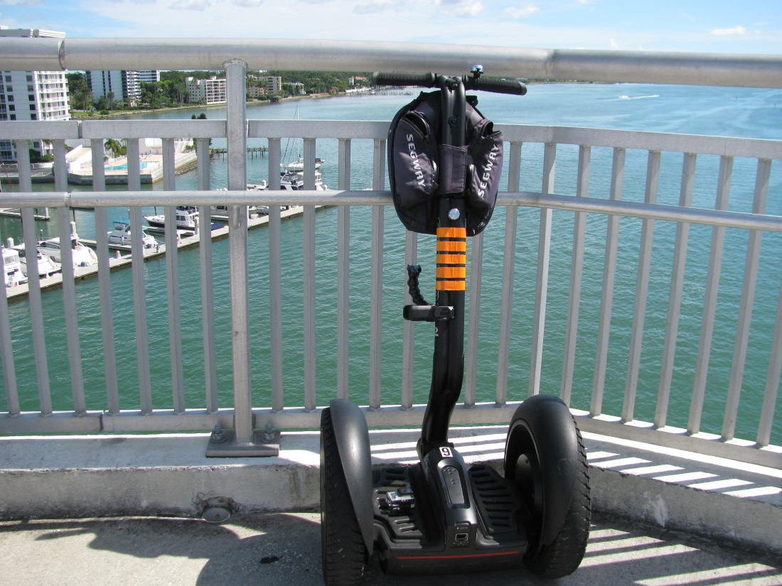 The Segway Adventure at Clearwater Beach