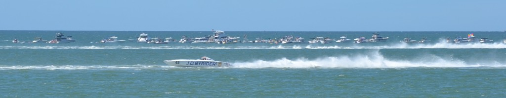 Clearwater Beach Super Boat Races