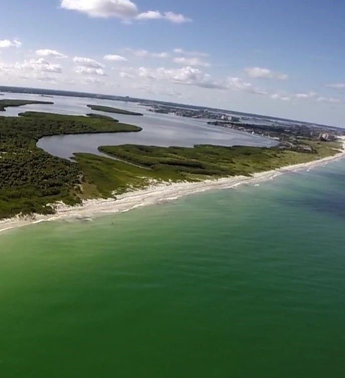 Caladesi Island Florida: Finding The Lost Dunedin Pass