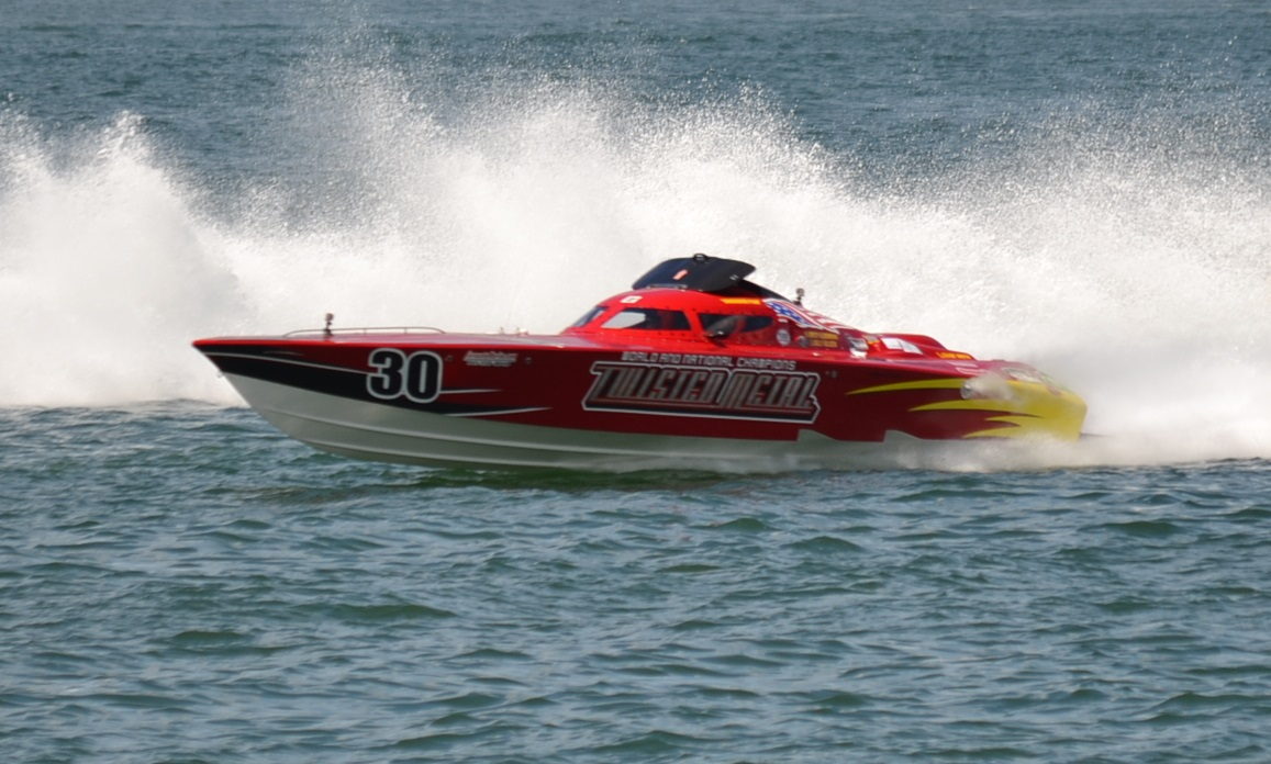 Super Boat Race Success at Clearwater Beach