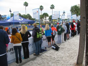 Trirock finish line
