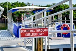 Caladesi Island Ferry
