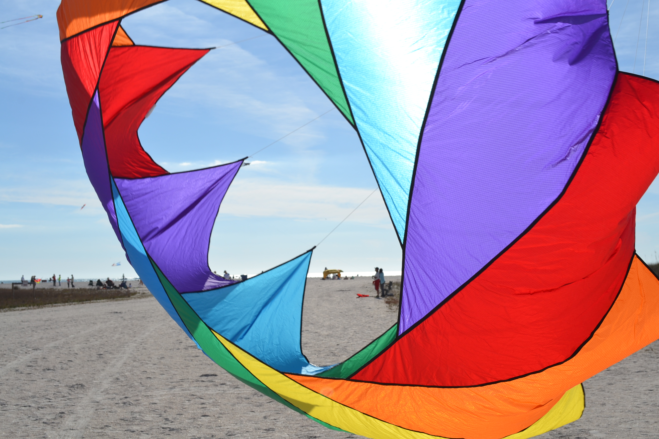 Treasure Island Kite Festival and Sport Kite Competition