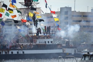 Gasparilla Pirate Invasion Tampa