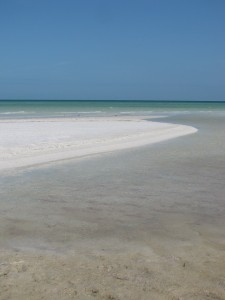 North Sandbar of Anclote