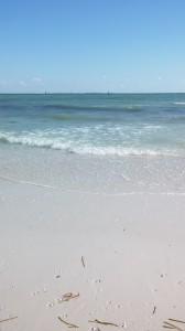 Anclote Key beach