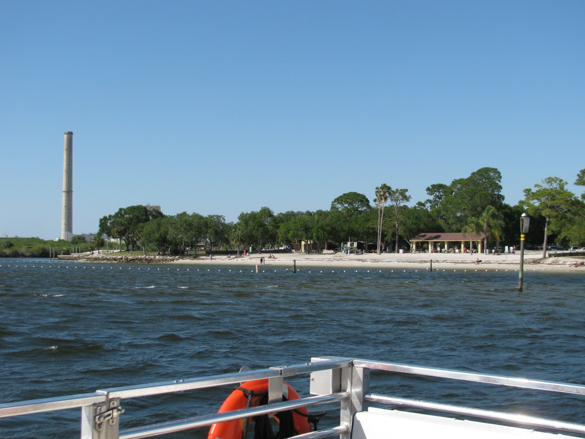 Anclote Island Florida Tour