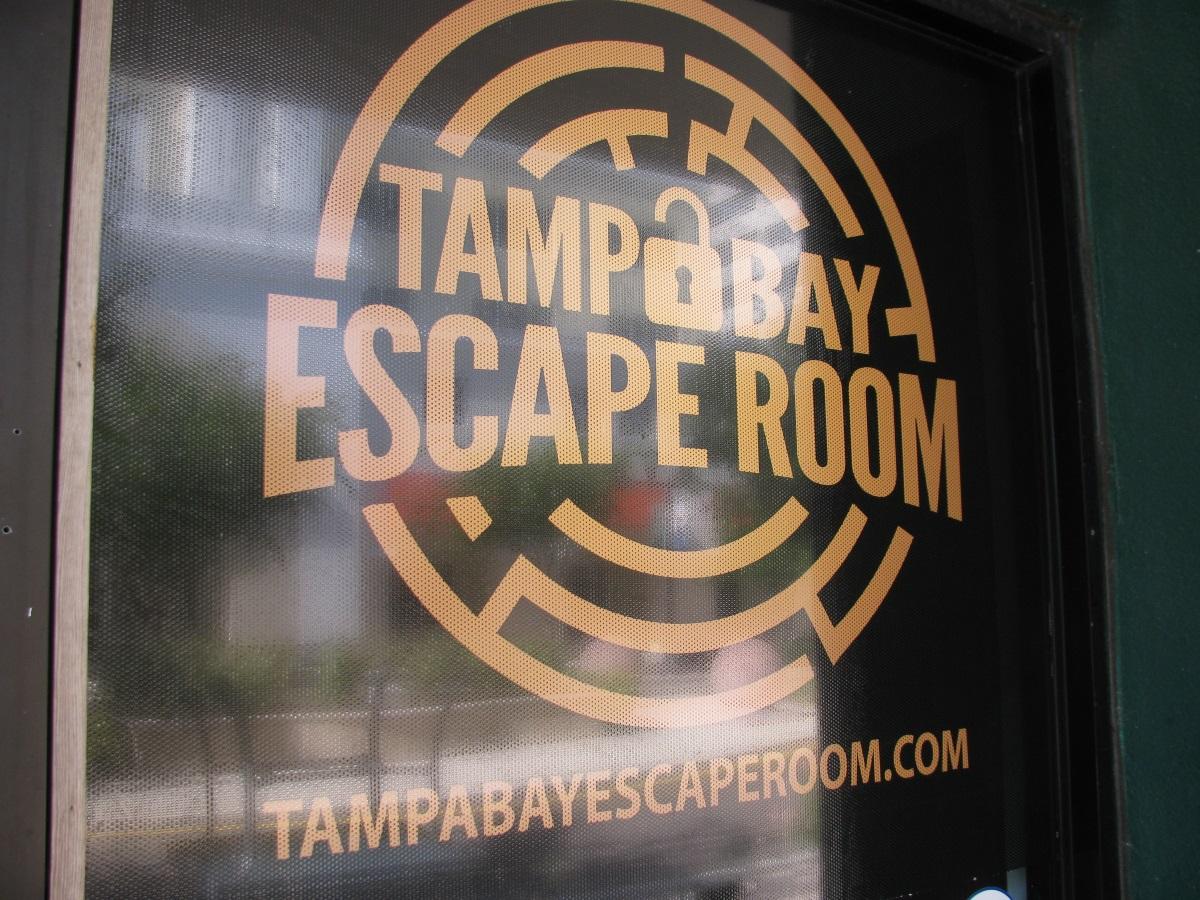 Escape Room St Pete
