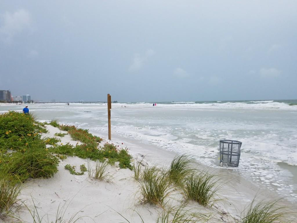 Tropical Storm Colin surge