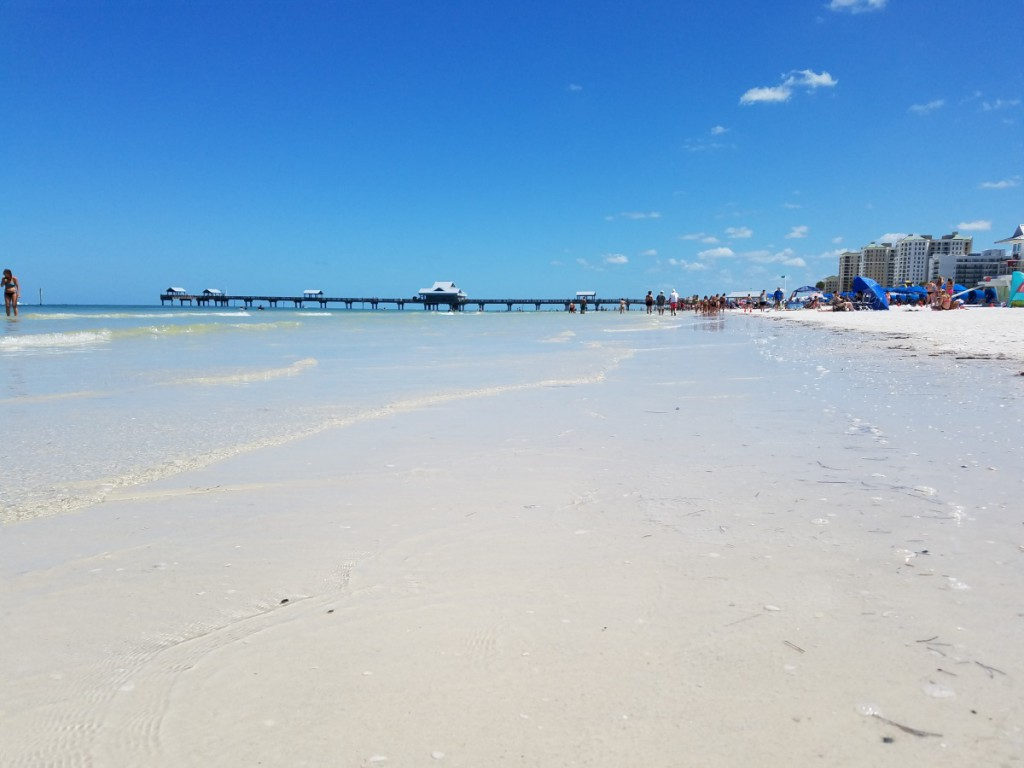 My Four Hour Vacation at Clearwater Beach:  Belle Harbor Vacation Condo Feature