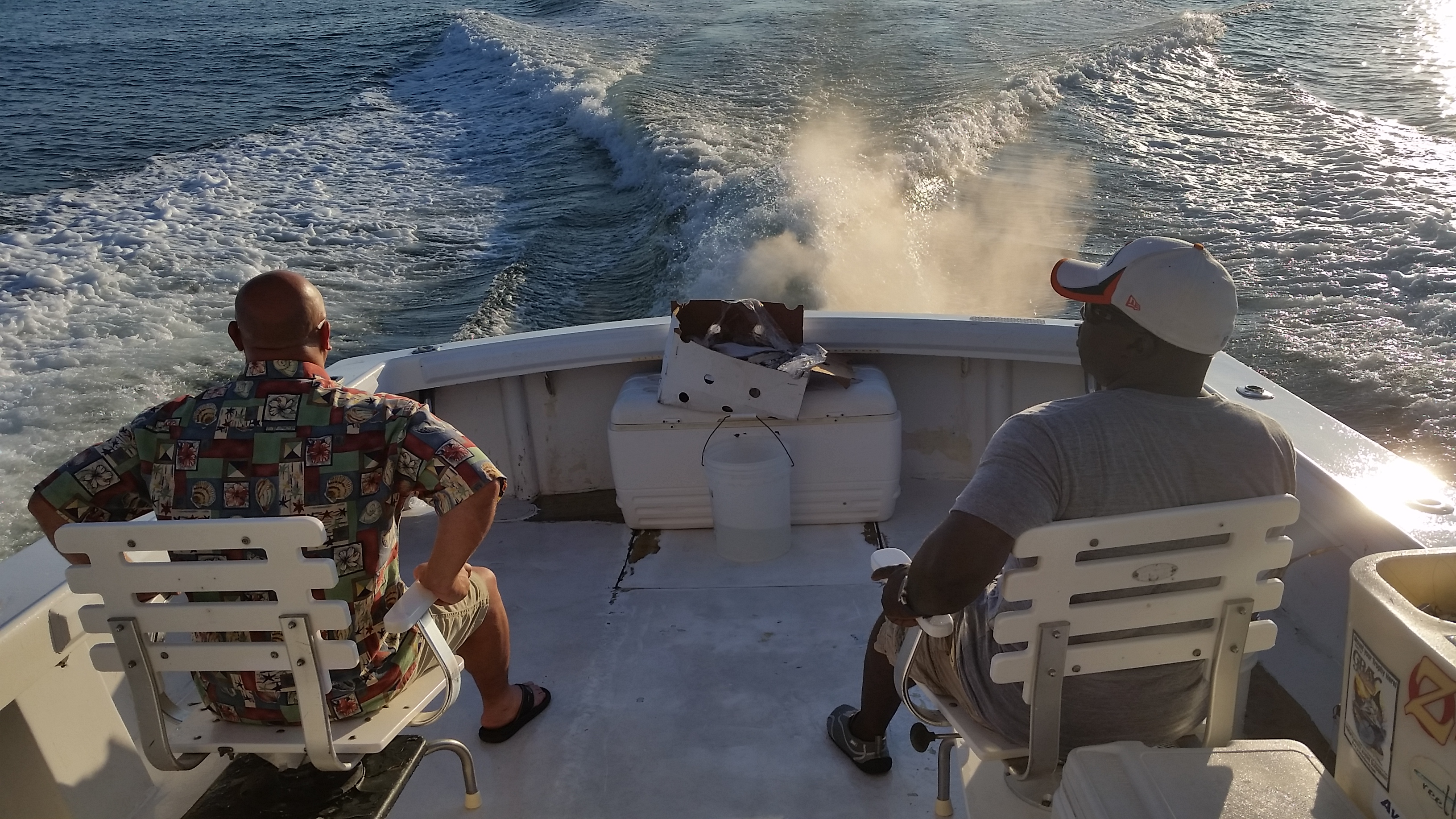 Fishing charters on the florida west coast for Fishing charters mexico beach fl
