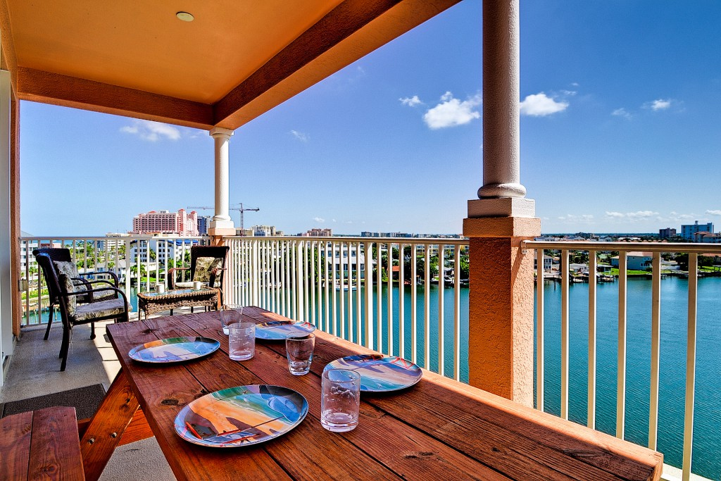 Florida Beach Rentals Harborview Grande 707 view