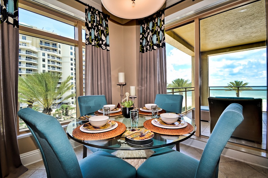 Sandpearl Residence vacation rental Clearwater Beach
