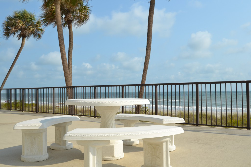 Beachfront condo Florida West Coast