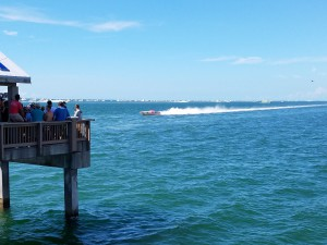 Super boat Clearwater Beach