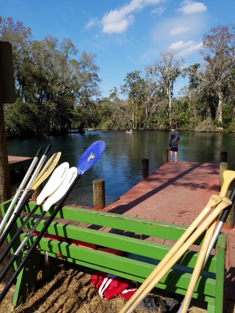 Florida boating on Chassahowitzka