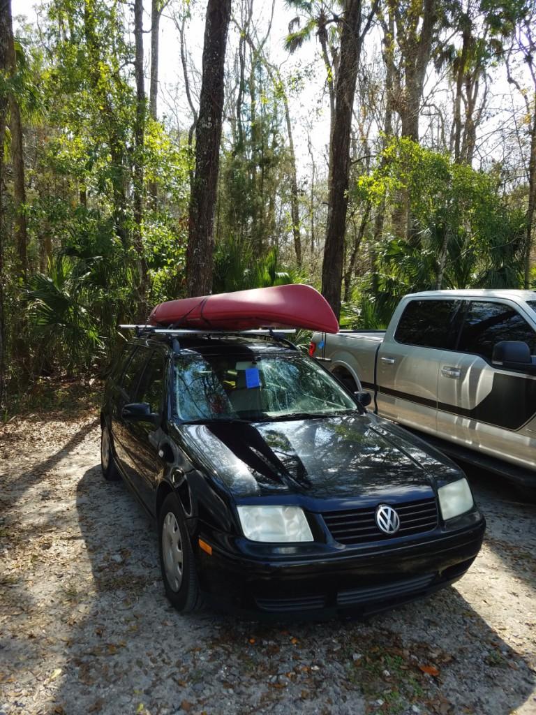Kayaking Florida
