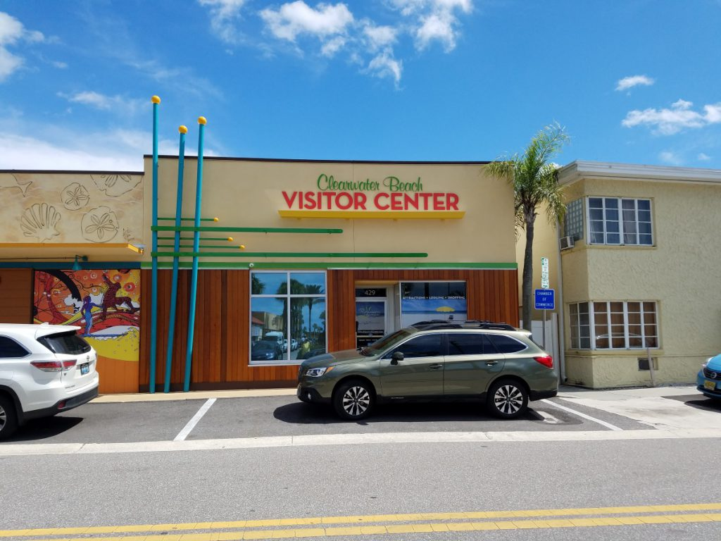 Clearwater Beach Visitors Center