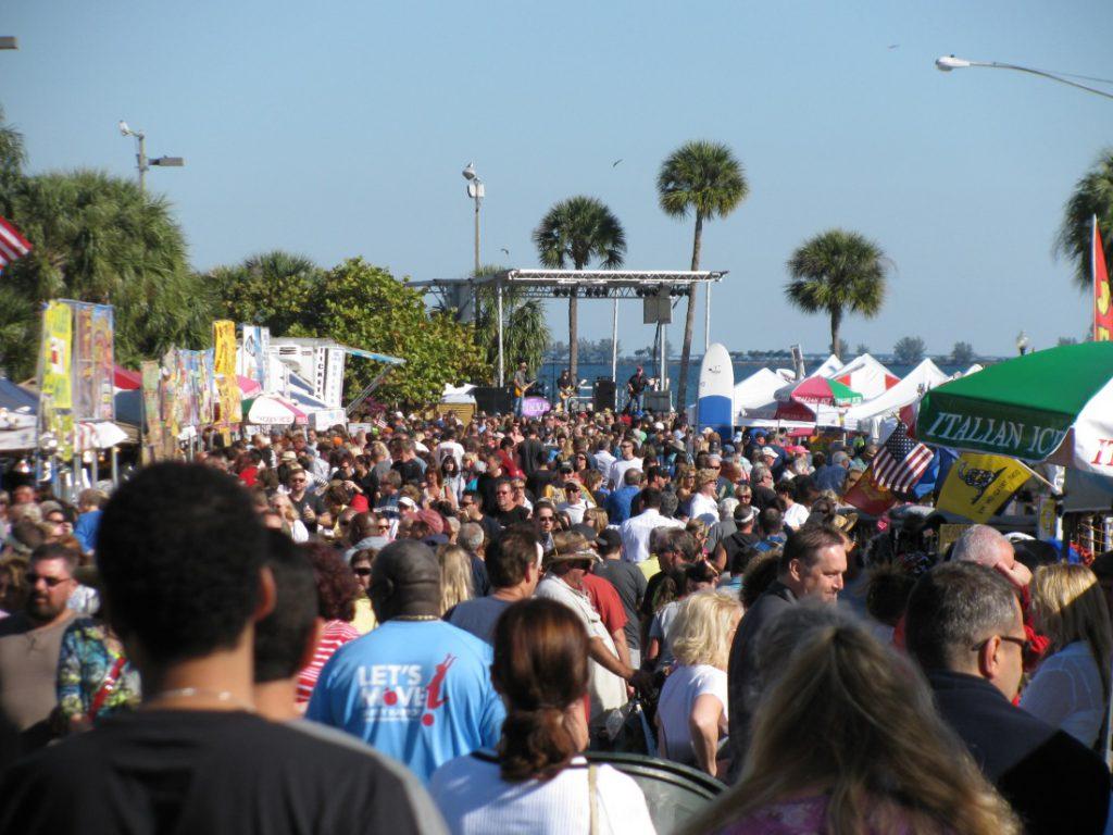 Local events Florida West Coast