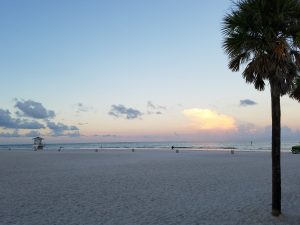 Clearwater Beach at dawn