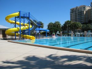 Clearwater Beach Rec Center pool