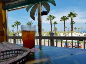 Dining at Clearwater Beach